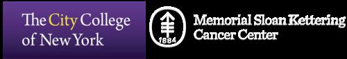 CCNY-MSK Partnership Logo